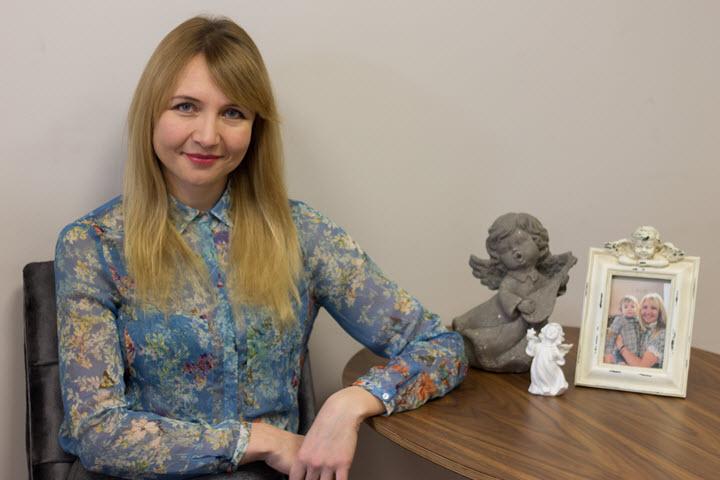 Лариса Пекурова. Фото из личного архива