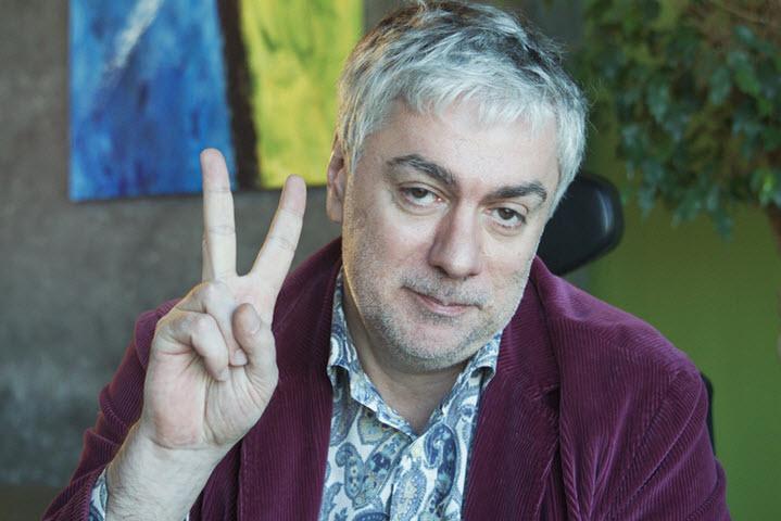 Аркадий Морейнис. Фото с сайта therunet.com