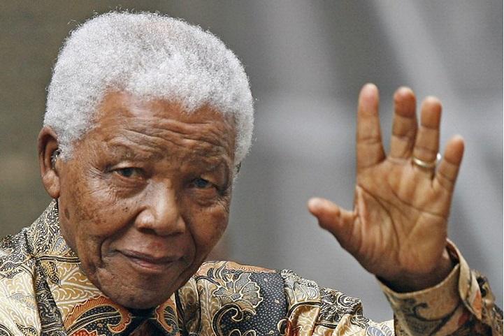 Нельсон Мандела. Фото с сайта ipukr.com