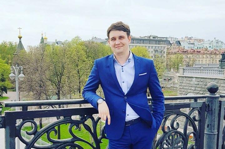 HR-менеджер Сергей Богатырев. Фото из личного архива