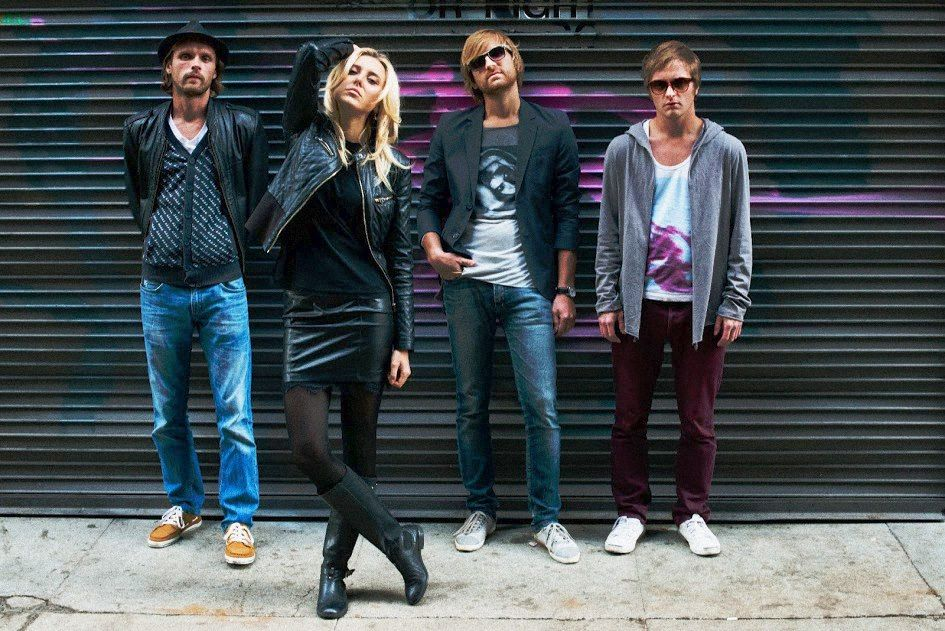 Группа Kiwi Time. Фото с сайта starnow.com
