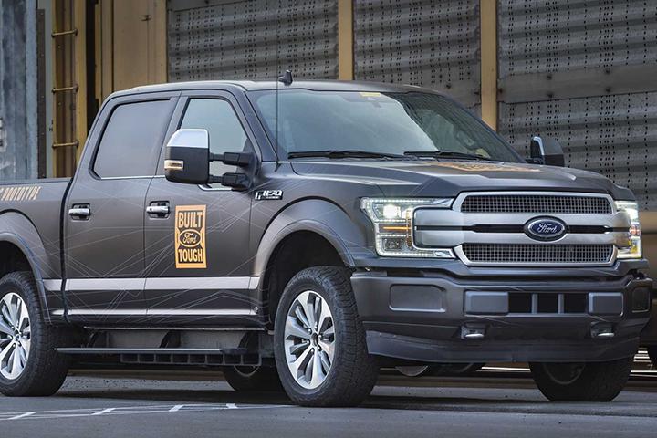 """Ford F-150 в """"электрической версии"""". Источник: InsideEVs"""