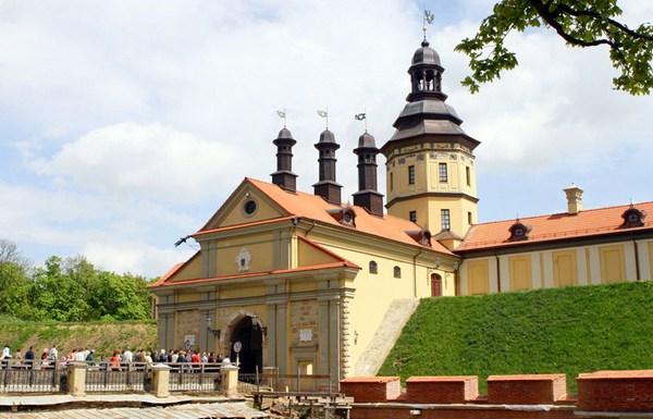 Фото с сайта nesvizh-zapovednik.by