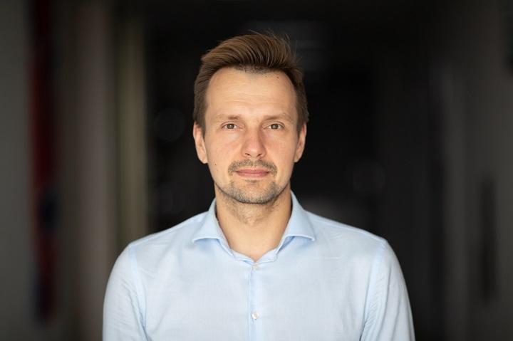 Виталий Денисенков. Фото из личного архива