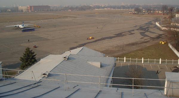 Территория аэропорта «Минск-1». Фото с сайта airportminsk1.by