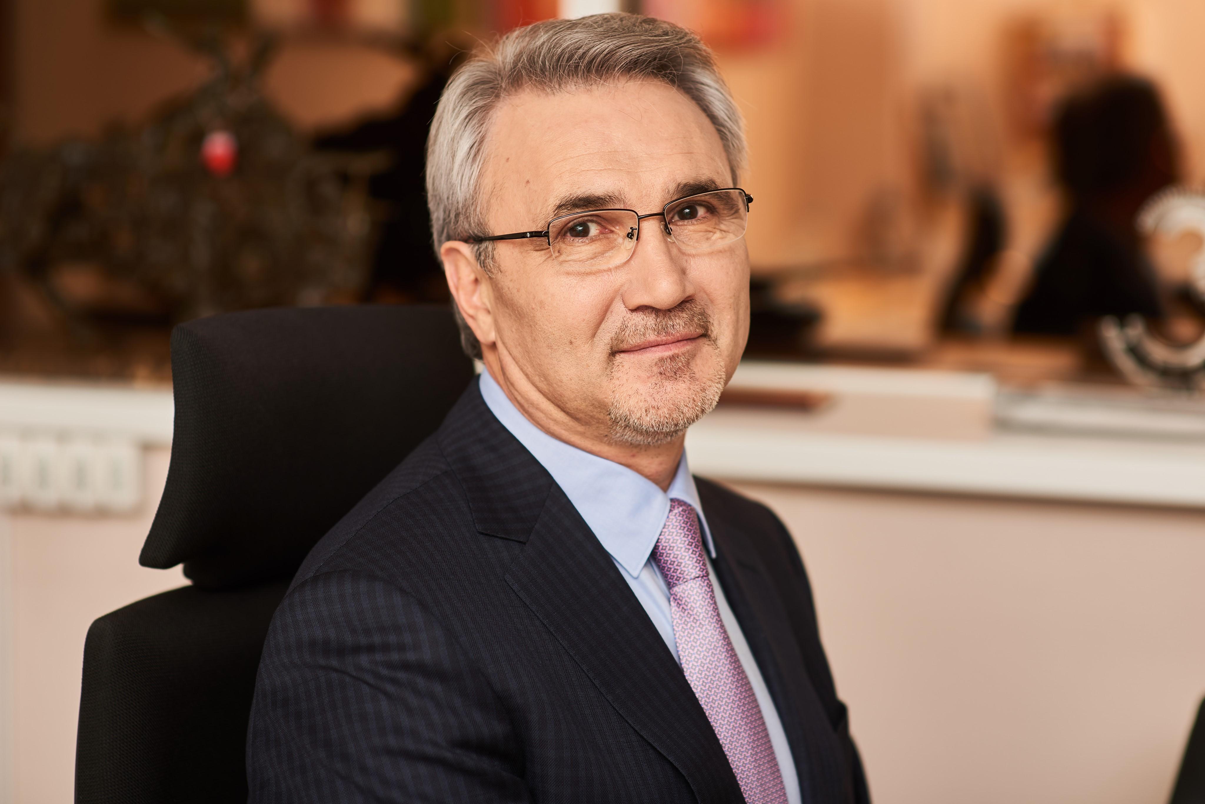 Олег Хусаенов. Фото из архива компании