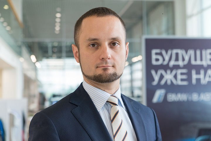 Иван Кравцевич. Фото из архива компании