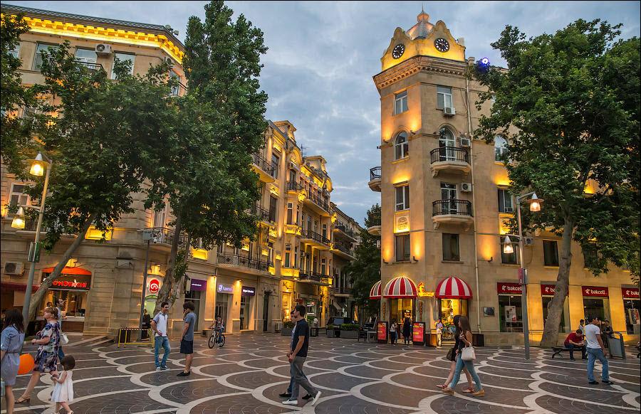 Баку. Фото: Сергей Анашкевич