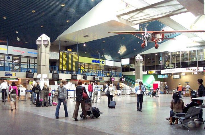 Аэропорт в Вильнюсе. Фото с сайта votpusk.ru