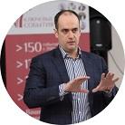 Алексей Загарин, Заместитель председателя правления ЗАО «Альфа-Банк»