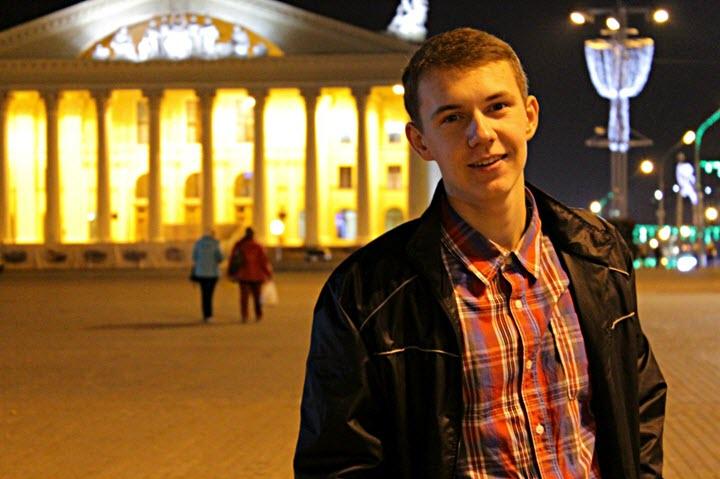 Андрей Абоев. Фото из личного архива