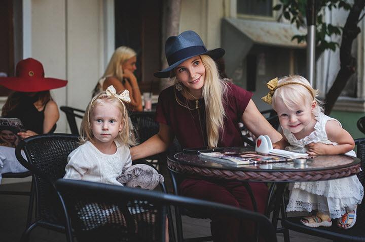 Татьяна с детьми. Фото из личного архива