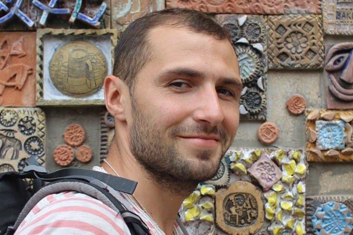 Николай Ганцевич. Фото предоставлено автором