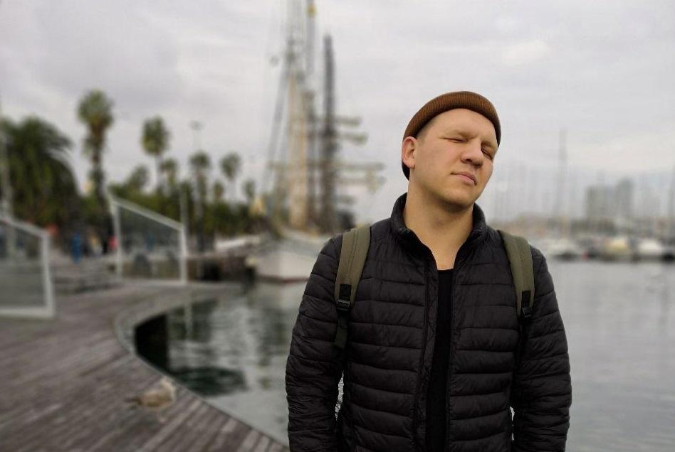 Олег Мельников. Фото из его личного архива