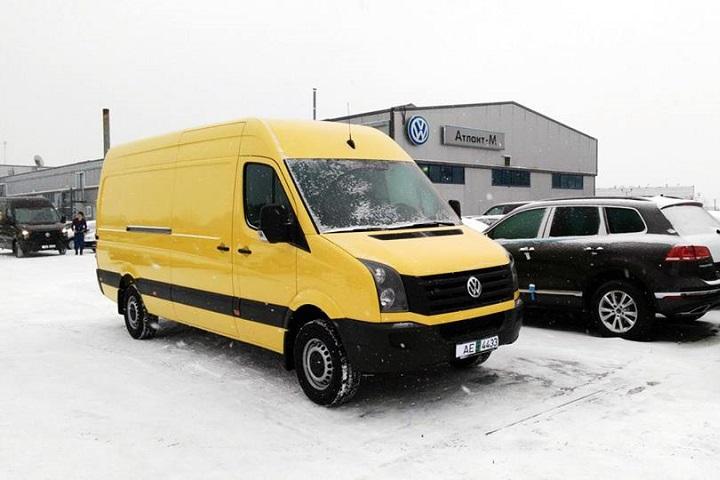 Фото со страницы Volkswagen Belarus в Facebook