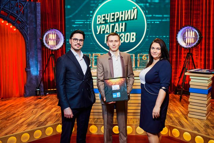 Максим Ледян из Орши стал очередным победителем рекламной игры «Заработай на заначке!»