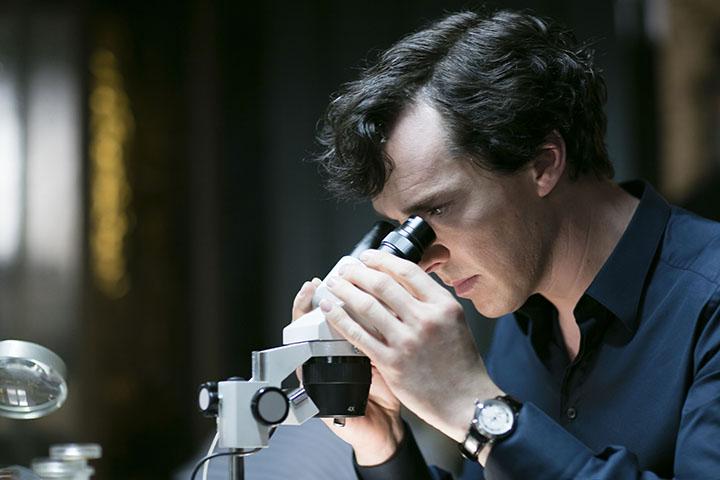 Кадр из сериала «Шерлок», реж. Пол МакГиган