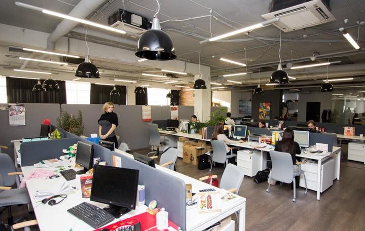 """Офис компании """"Караван"""". Фото с сайта realt.by"""