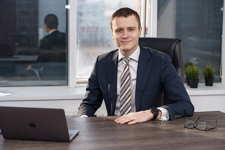 Антон Дмитриев. Фото: Глеб Соколовский