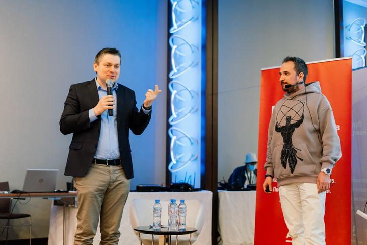Виталий Волянюк и Андрей Цыган, фото: probusiness.io
