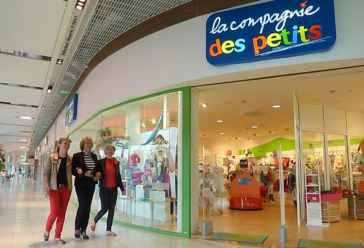 La Compagnie des Petits. Фото с сайта franchisingbelgium.be
