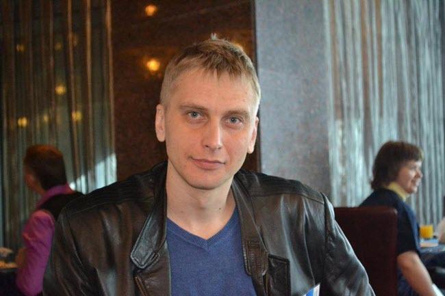 Андрей Недбальский. Фото из личного архива