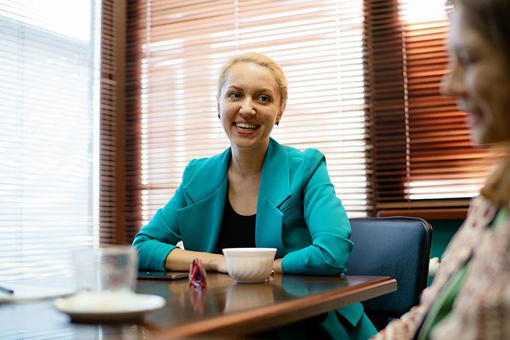 Елена Драгун. Фото: Александр Глебов, probusiness.io