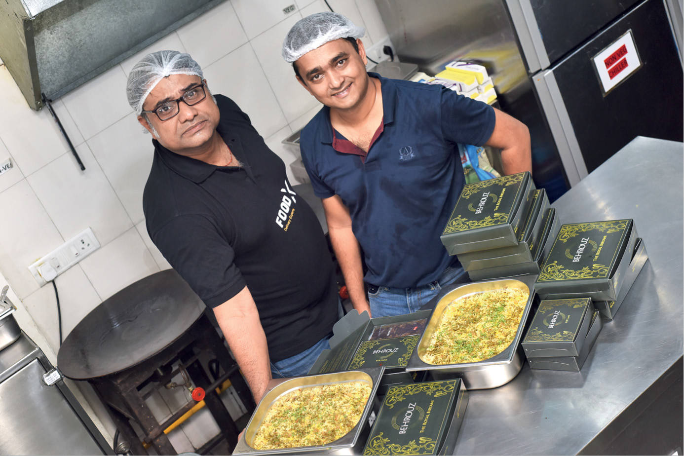 Проект Faasos. Фото с сайта brandequity.economictimes.indiatimes.com