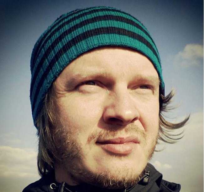 Дмитрий Левшунов. Фото с личной страницы на Фейсбуке