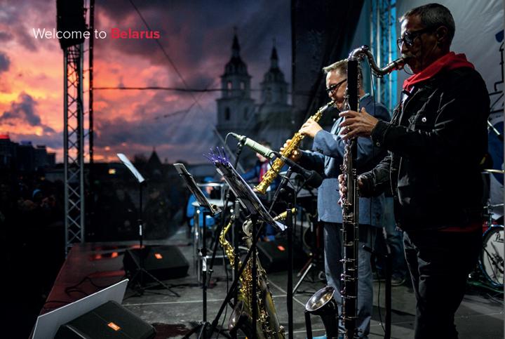 Джазовые вечера. Фото: Дмитрий Брушко