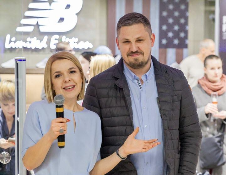 Светлана Абраменко и Николай Каминский. Фото: Никита Каминский