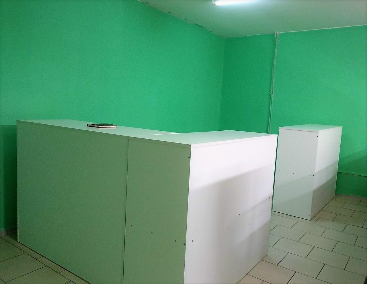Печатный центр до ремонта. Фото из личного архива Евгения Кудина