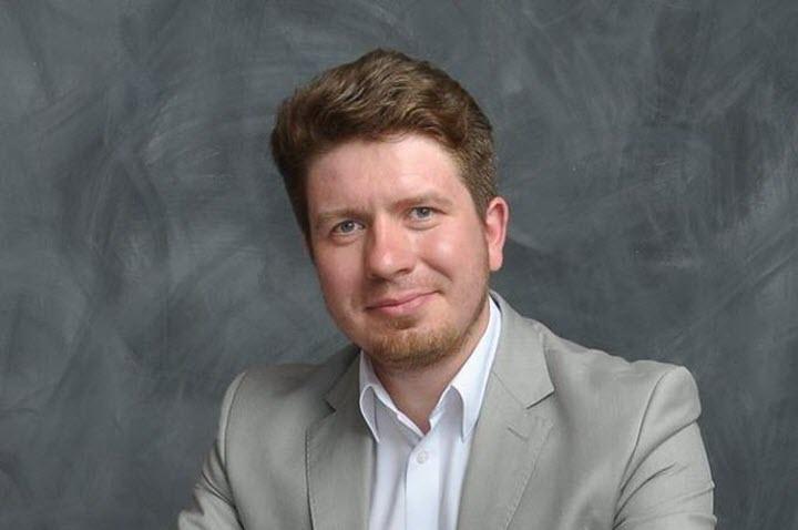 Сергей Дробышевский. Фото из личного архива