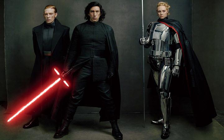 Кадр из фильма «Звёздные войны. Эпизод VIII: Последние джедаи», реж. Райан Джонсон