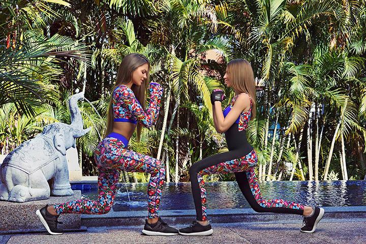 Фото из аккаунта Designed for Fitness в Facebook