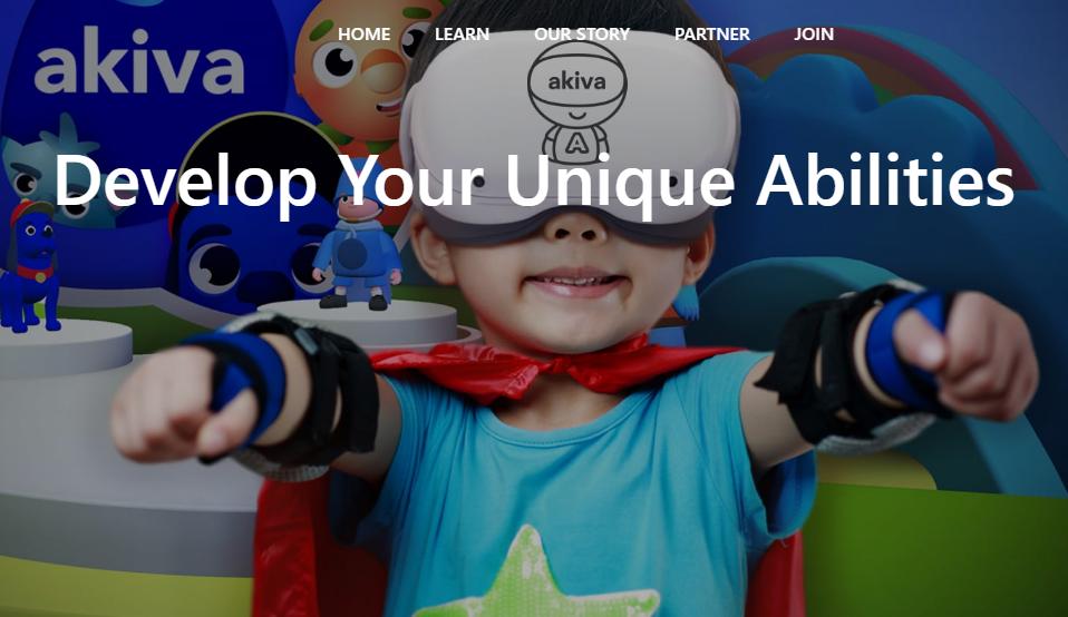 Скриншот с сайта Akiva.ai