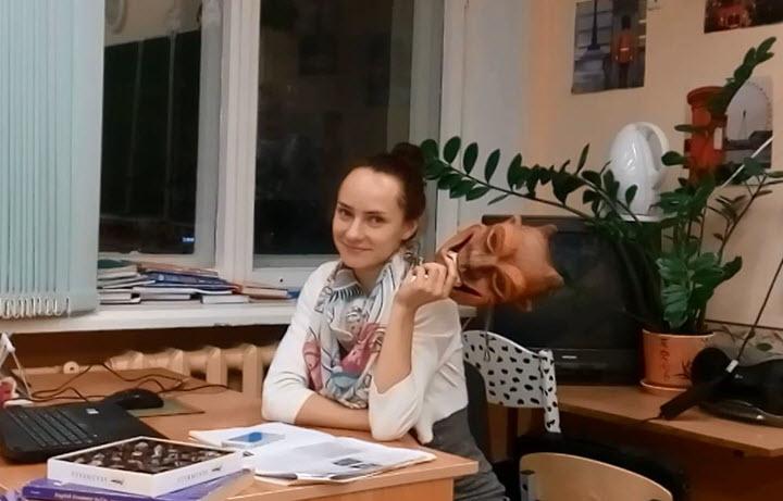 Фото из личного архива Алеси Тепляковой