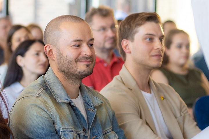 Владимир Буйвидис и Артур Баруткин. Фото из архива компании