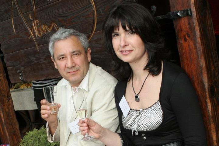 Сергей Султанов и Ирина Корниловская. Фото: личный архив героини