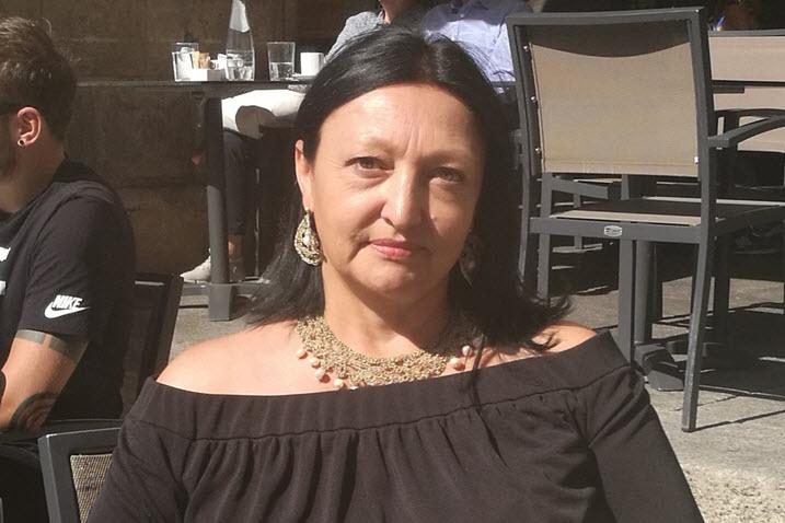Оксана Телегина. Фото из личного архива