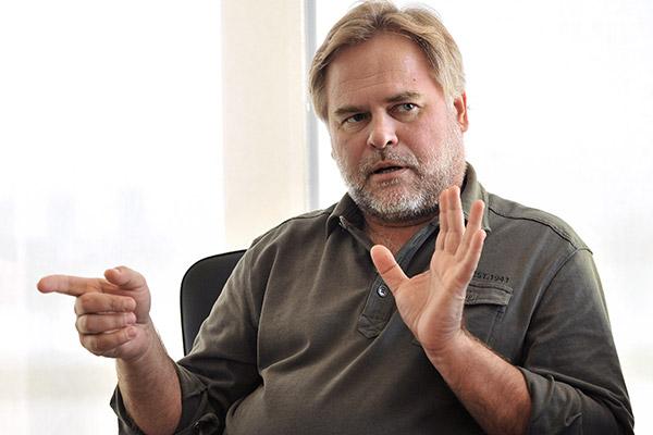 Евгений Касперский. Фото с сайта Lenta.ru