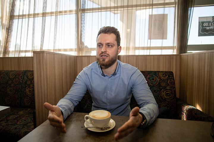 Евгений Кузин. Фото из личного архива
