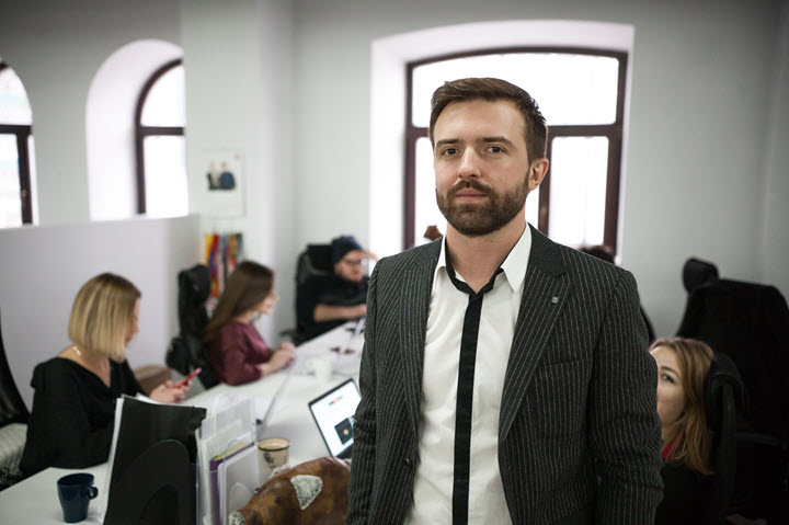 Михаил Быченок. Фото: Антон Мотолько