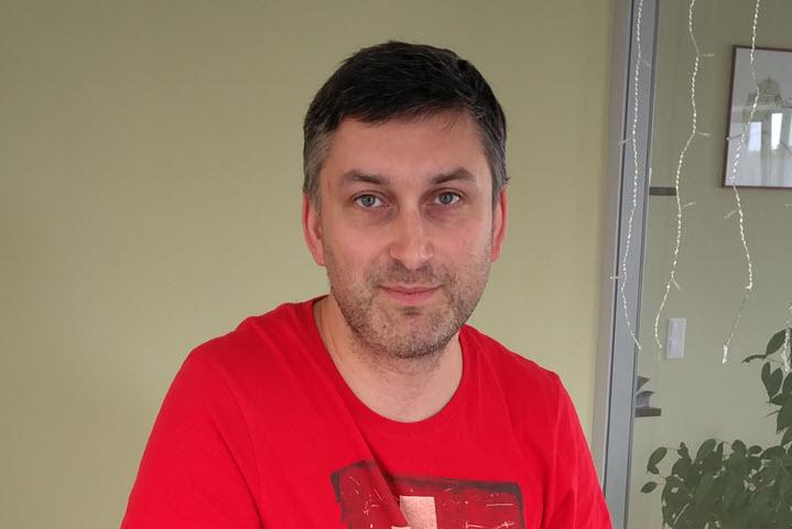 Дмитрий Черноморец. Фото из личного архива