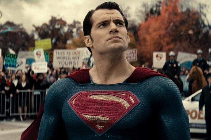 "Кадр из фильма ""Бэтмен против Супермена"". США, 2016"