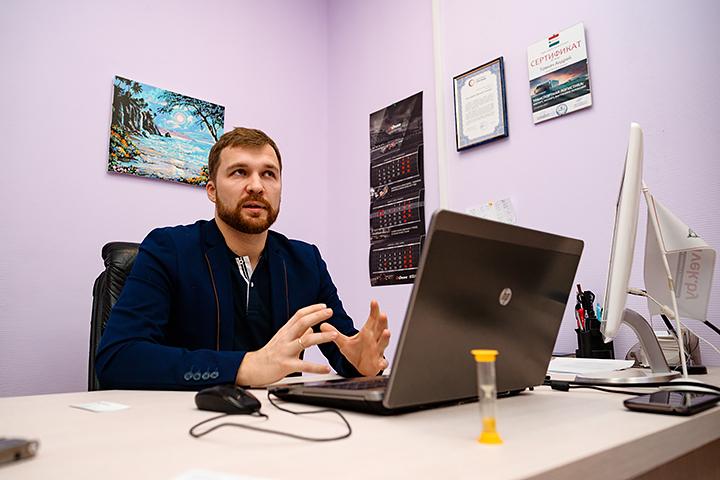 Андрей Товкач. Фото: Александр Глебов, probusiness.io