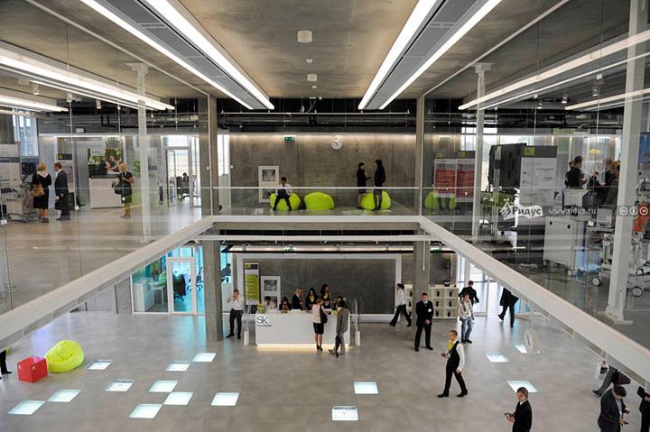 "Инновационый центр ""Сколково"". Фото с сайта Ridus.ru"