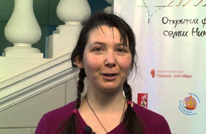 Женя Кац. Кадр видеоролика с YouTube