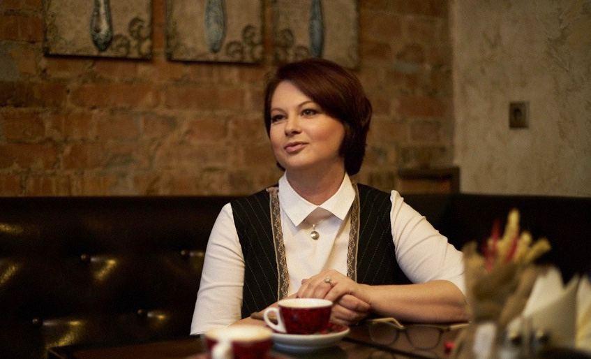 Лариса Шепелева. Фото из архива компании