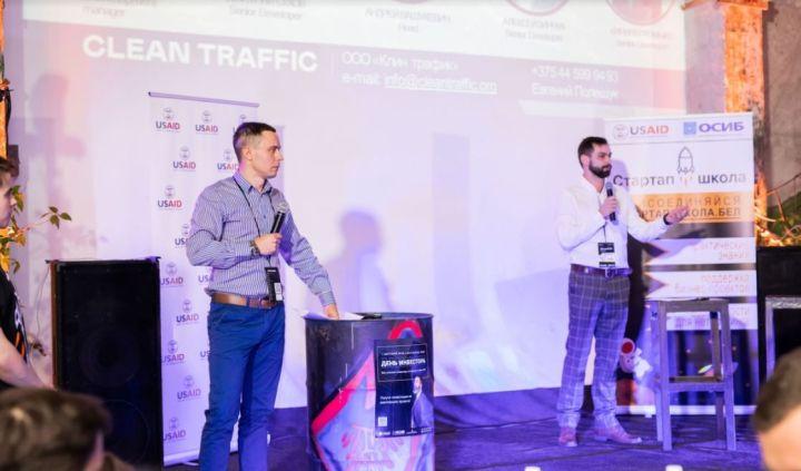 Максим Марковский и Сергей Подайко (справа). Фото предоставлено автором.